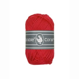 Durable Coral Mini - 316 Red