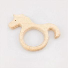 Houten ring eenhoorn