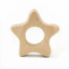 Houten ring ster