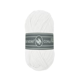 Durable Cosy extra fine - 310 White