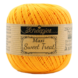 Scheepjes Maxi Sweet Treat 25 gram -  Yellow Gold  208