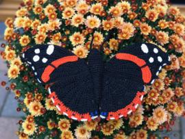 Garenpakket | Miekscreaties Atalanta  Vlinder