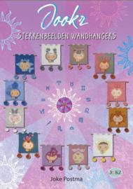 Jookz Booklet Sterrenbeelden Wandhangers