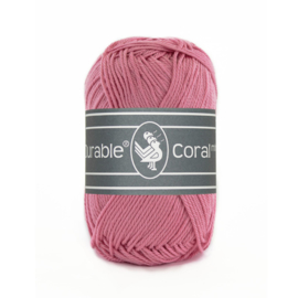 Durable Coral Mini - 228 Raspberry