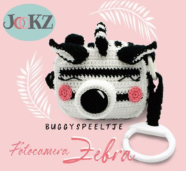 Garenpakket: Fotocamera Zebra