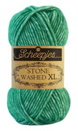 Scheepjeswol Stone Washed XL Malachite 865