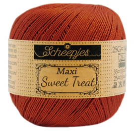 Scheepjes Maxi Sweet Treat  25 gram - Rust 388