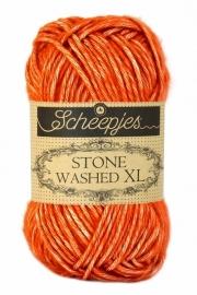 Scheepjeswol Stone Washed XL Coral 856