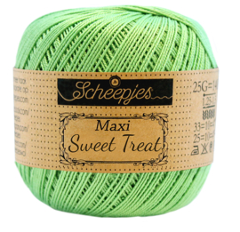 Scheepjes Maxi Sweet Treat  25 gram - Apple Granny 513