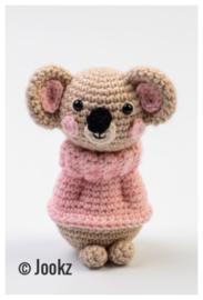 Garenpakket: Jookz Mini Koukleumpje Koala