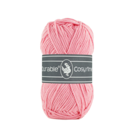 Durable Cosy fine - 229 Flamingo Pink