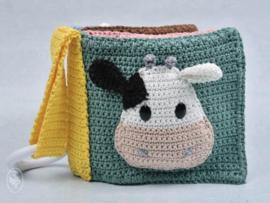 Garenpakket: Durable Buggy/boekje boerderijdieren