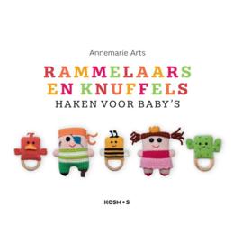 Rammelaars en Knuffels. Haken voor baby's