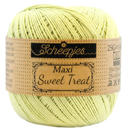 Scheepjes Maxi Sweet Treat 25 gram - Lime Juice 392