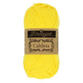 Scheepjes Cahlista 50 gram  Lemon 280