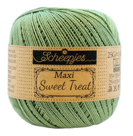 Scheepjes Maxi Sweet Treat 25 gram  - Sage Green 212