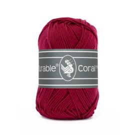 Durable Coral Mini - 222 Bordeaux