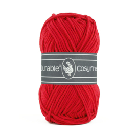 Durable Cosy fine - 318 Tomato