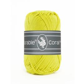 Durable Coral Mini - 351 Light Lime