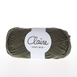 byClaire Soft Mix 029 Dark olive OP=OP!