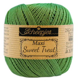 Scheepjes Maxi Sweet Treat 25 gram  - Forest Green 412