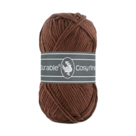 Durable Cosy fine - 385 Coffee