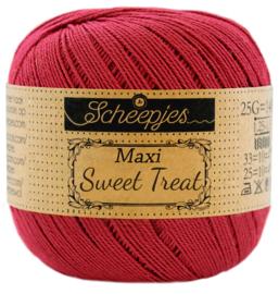 Scheepjes Maxi Sweet Treat 25 gram  - Scarlet 192
