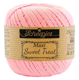 Scheepjes Maxi Sweet Treat  25 gram - Pink 749