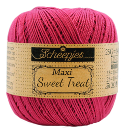 Scheepjes Maxi Sweet Treat  25 gram  - Cherry  413
