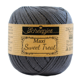 Scheepjes Maxi Sweet Treat  25 gram - Charcoal 393