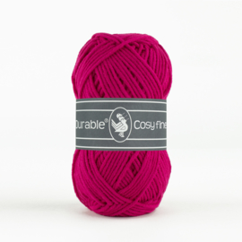 Durable Cosy fine - 238 Deep Fuchsia