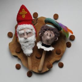 Garenpakket: Sambabal Sinterklaas en Piet