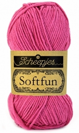 Scheepjes  Softfun 2495 Hot Pink