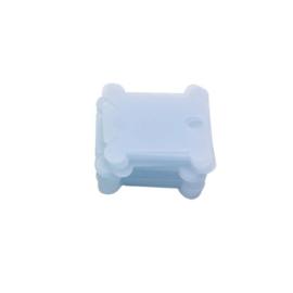 Garenkaartjes plastic (10 stuks)