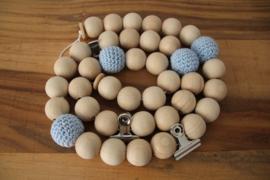 Haakpakket | Woonketting Blauw