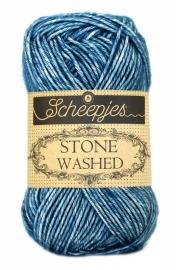 Scheepjeswol Stone Washed  Blue Apatite 805