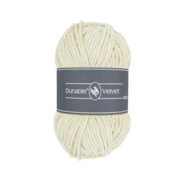 Durable Velvet 326 Ivory