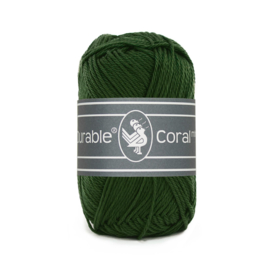 Durable Coral Mini - 2150 Forest Green