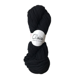 byClaire Chunky Cotton 015 Black OP=OP!