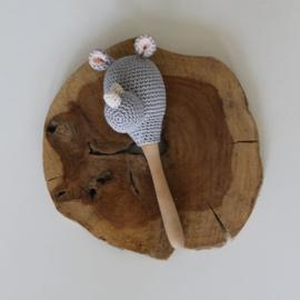Garenpakket: Sambabal neushoorn