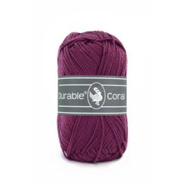 Durable Coral - 249 Plum