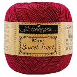 Scheepjes Maxi Sweet Treat 25 gram  - Ruby 517