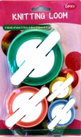 Opry Pompon maker 3.8 - 4.8 - 6.8 - 8.8 cm
