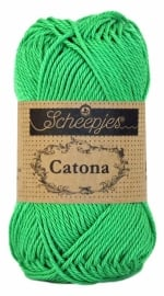 Scheepjes Catona 50 gram - Apple Green 389