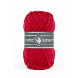 Durable Cosy fine - 317 Deep Red