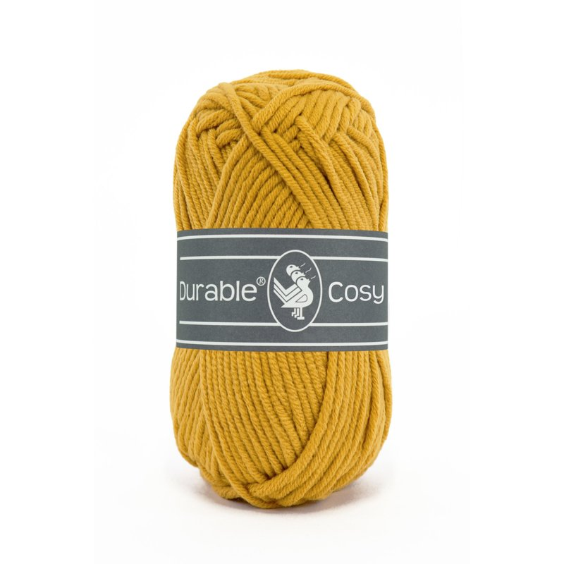 Durable Cosy - 2182 Ochre