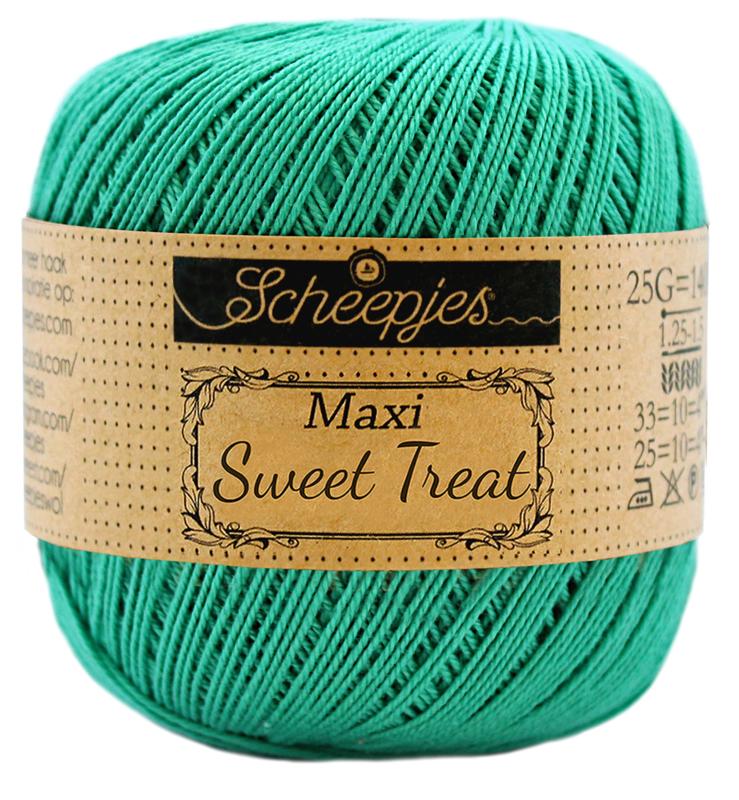 Scheepjes Maxi Sweet Treat  25 gram - Jade  514