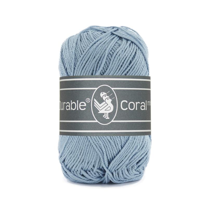 Durable Coral Mini - 289 Blue Grey