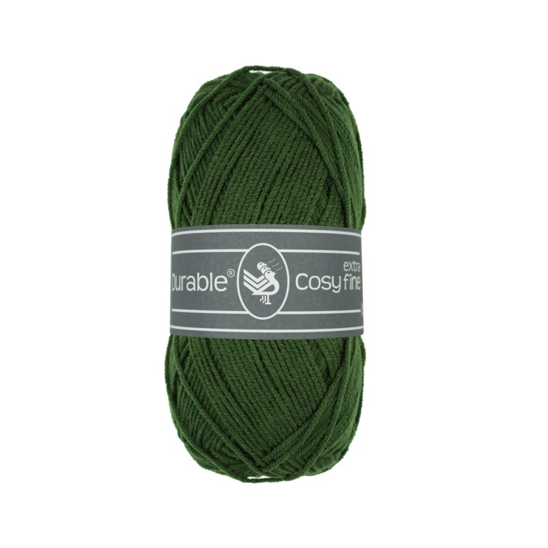 Durable Cosy extra fine - 2150 Forest Green