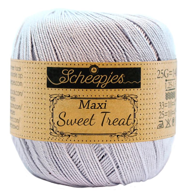 Scheepjes Maxi Sweet Treat 25 gram  - Lilac Mist 399